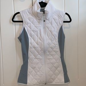 Athleta Light-weight Quilted Vest